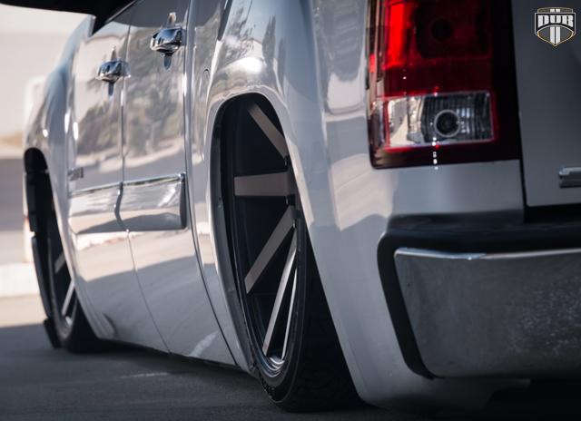 Slammed Shot Calla's - MHT Wheels Inc.