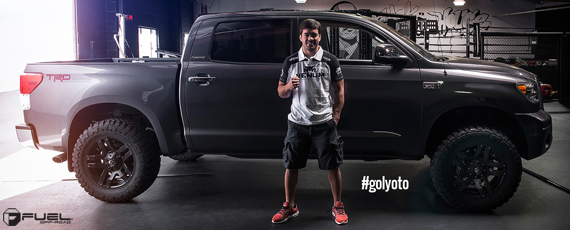 Lyoto Machida | Fuel Offroad