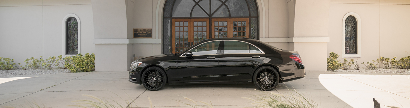 Mercedes S550 SPL-001 GB
