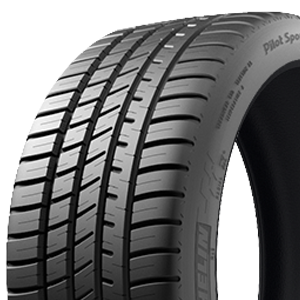 Michelin Tires Pilot Sport A/S 3Plus Tire