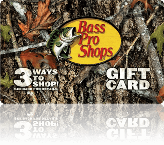 Bass Pro Shops - Gift Card