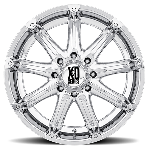 XD Series by KMC XD779 Badlands