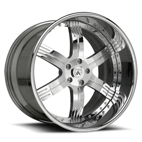 Asanti Forged Wheels AF117