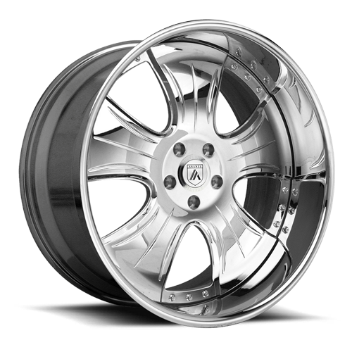 Asanti Forged Wheels A/F Series AF124