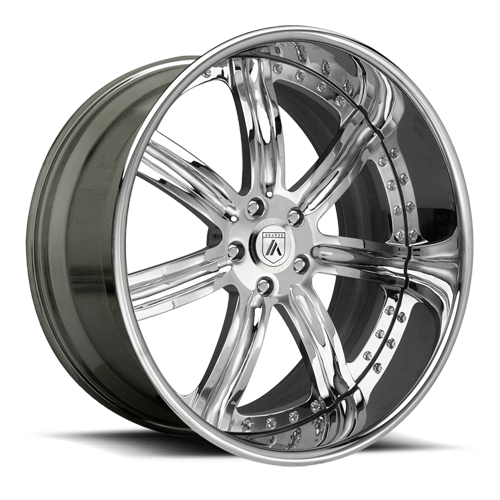 Asanti Forged Wheels A/F Series AF126