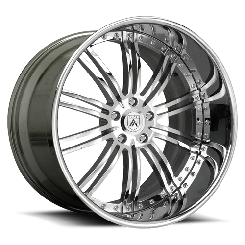 Asanti Forged Wheels A/F Series AF128
