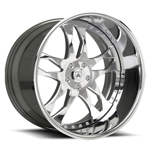 Asanti Forged Wheels AF129