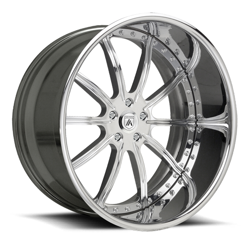 Asanti Forged Wheels A/F Series AF130