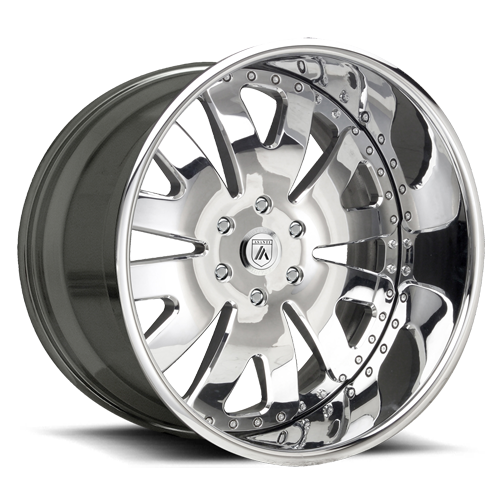 Asanti Forged Wheels A/F Series AF133