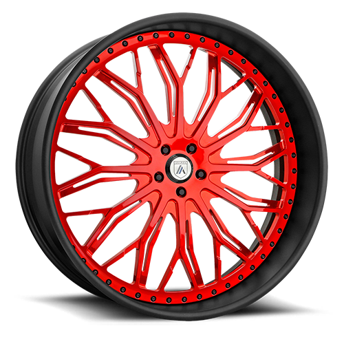 Asanti Forged Wheels A/F Series AF866