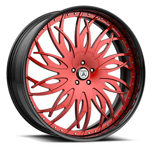 Asanti Forged Wheels FS Series FS17