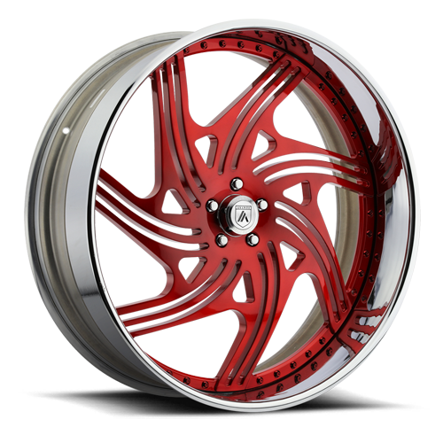Asanti Forged Wheels A/F Series AF859