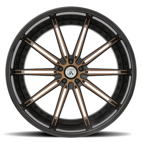 CX811 C/X Concave - Asanti Wheels