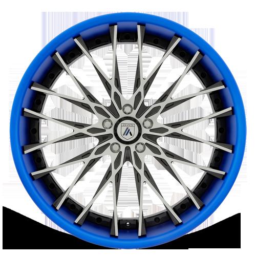 CX850 in Machined w/ Blue Lip