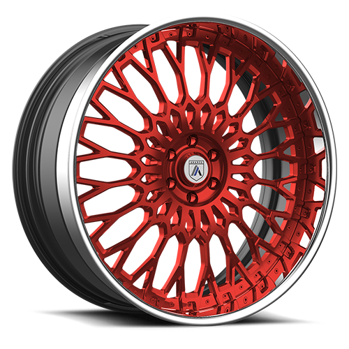 Asanti Forged Wheels A/F Series AF891