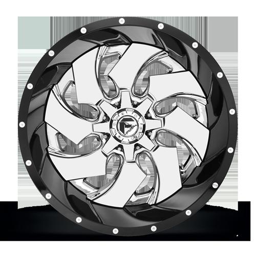 Fuel 2-Piece Wheels Cleaver - D240