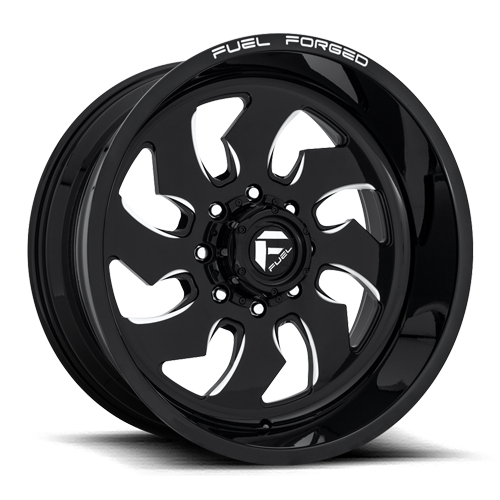 FF52D - Super Single Front 8 LUG