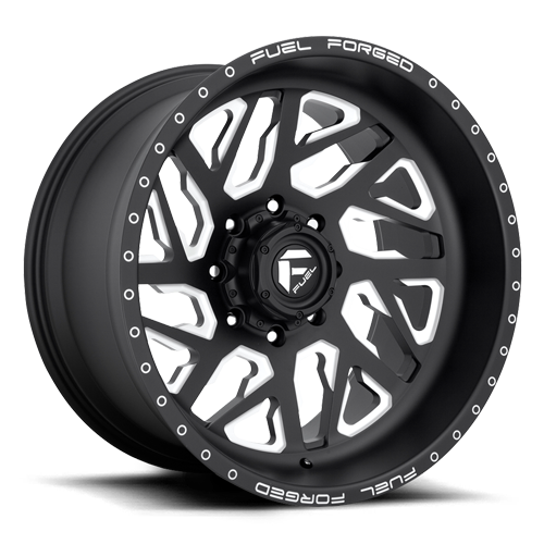 8 LUG FFC51D - CONCAVE SUPER SINGLE FRONT