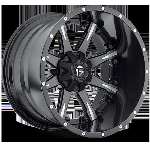Fuel 2-Piece Wheels Nutz - D251