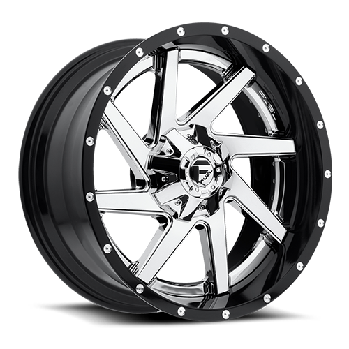 Fuel 2-Piece Wheels Renegade - D263