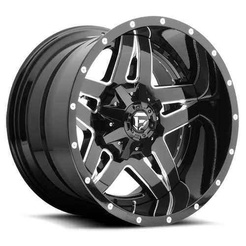 Fuel 2-Piece Wheels Full Blown - D254