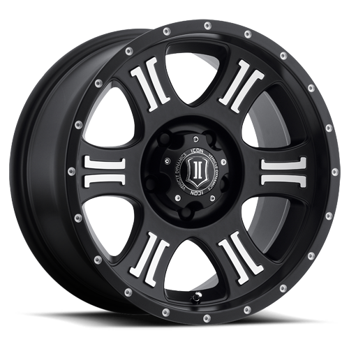 Icon Alloys Shield
