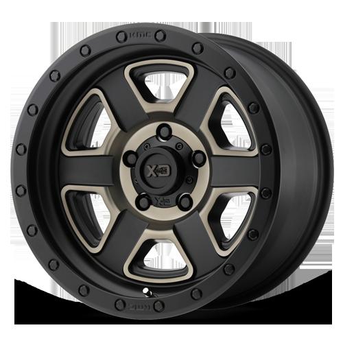 XD Wheels XD133 Fusion Off-Road