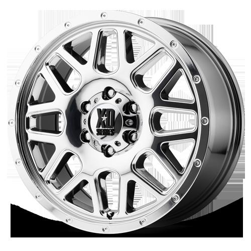 XD Wheels XD820 Grenade