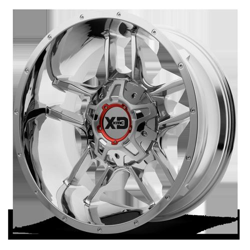 XD Wheels XD839 Clamp