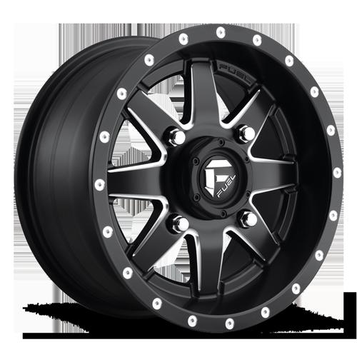 Fuel UTV Wheels Maverick - D538 - UTV