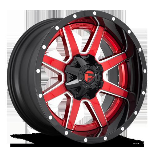 Fuel 2-Piece Wheels Maverick - D250