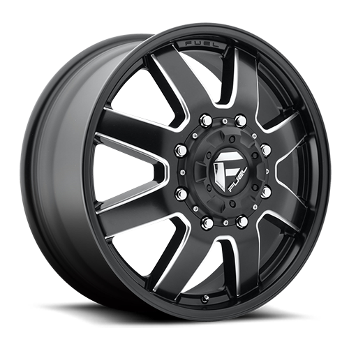 Fuel Dually Wheels Maverick Dually Front - D538