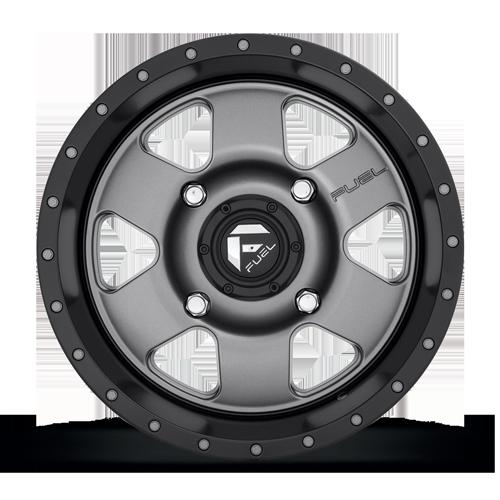 Fuel UTV Wheels Podium - D619 - UTV