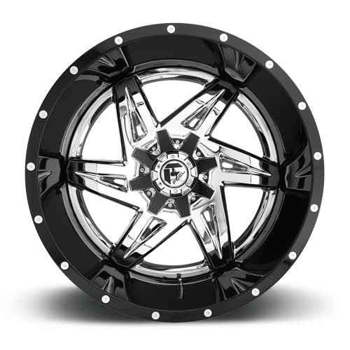 Fuel 2-Piece Wheels Rocker - D272