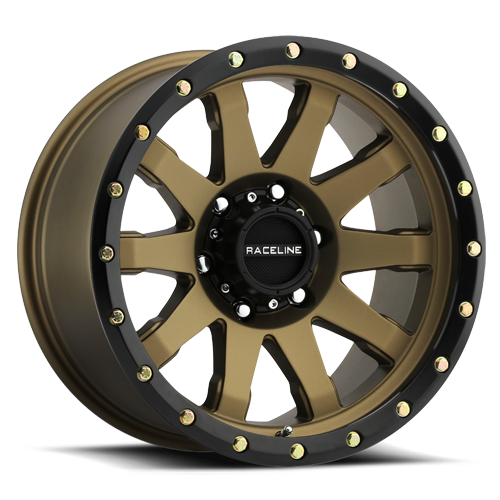 Raceline Wheels 934 Clutch