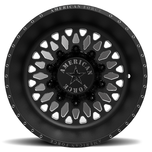 American Force Special Force Super Dually Series 6G01 Realm SFSDBR
