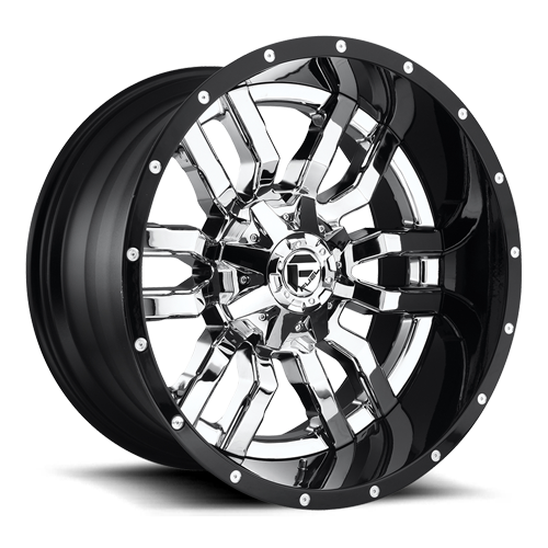 Fuel 2-Piece Wheels Sledge - D270