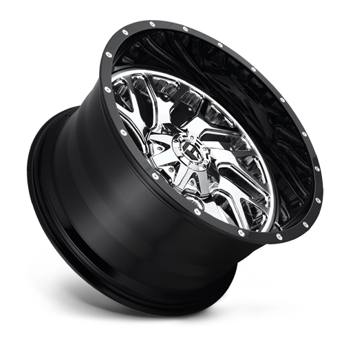 Fuel 2-Piece Wheels Triton - D211