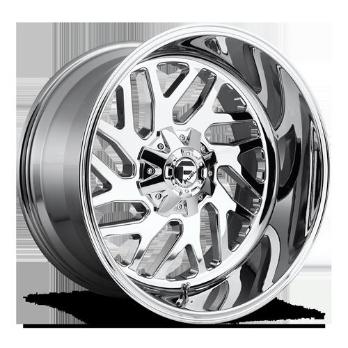 Fuel 1-Piece Wheels Triton - D609