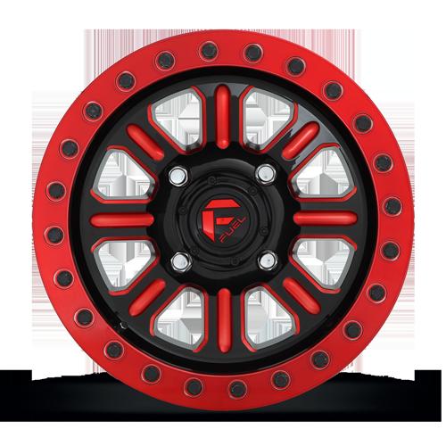 Fuel UTV Wheels Hardline - D911 Beadlock (Lightweight Ring)