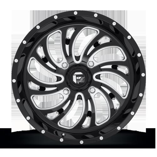 Fuel UTV Wheels Kompressor - D641 - UTV