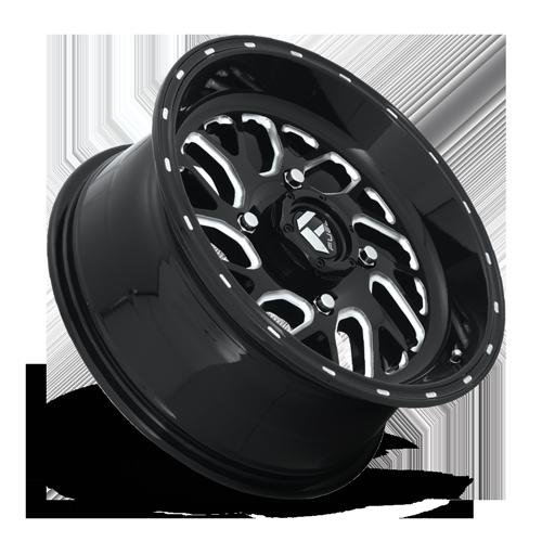 Fuel UTV Wheels Triton - D581 - UTV