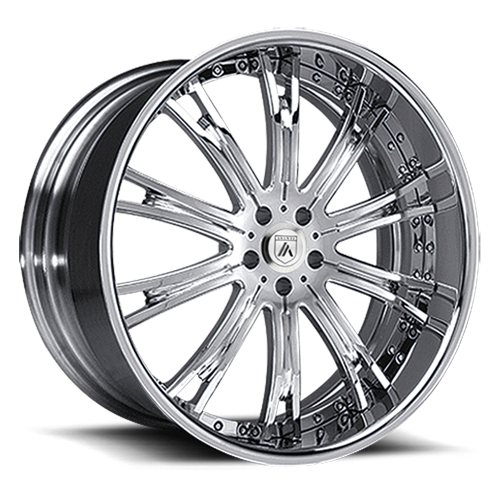 Asanti Forged Wheels V/A Series VF606