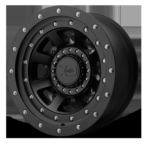 XD Wheels XD137 FMJ