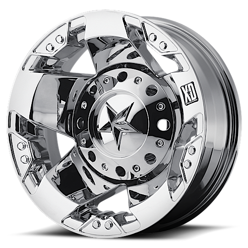 XD Wheels XD775 Rockstar Dually