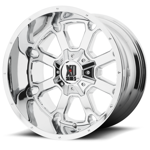 XD Wheels XD825 Buck 25