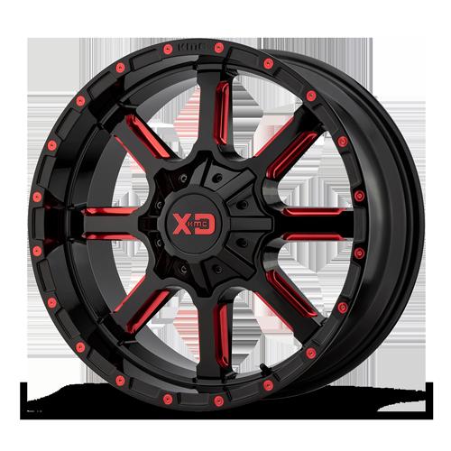 XD Wheels XD838 Mammoth