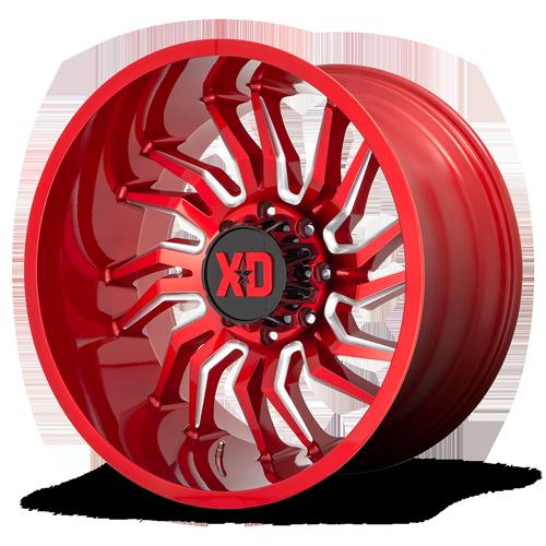 XD Wheels XD858 Tension