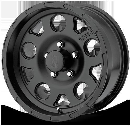 4 KMC XD Series Satin Black Wheel Center Hub Caps 5Lug XD122 Enduro XD125 Enduro