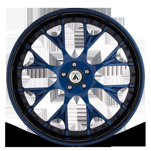 AF826 in Blue and Black